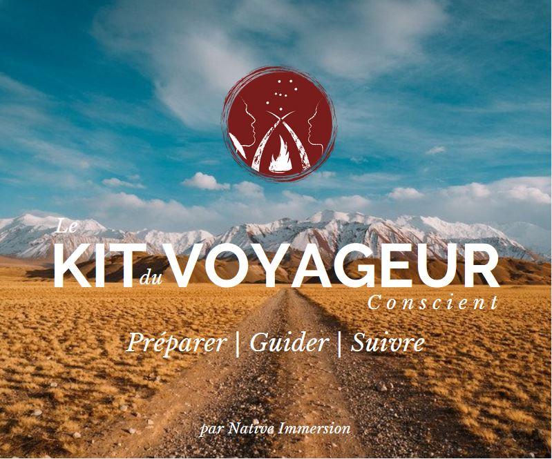 KitVoyageurConscient